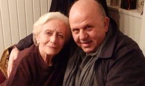 Παγκόσμια ημέρα θεάτρου, Νίκος Μουρατίδης, Δέσποινα Μπεμπεδέλη
