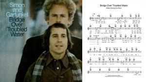 "Simon & Garfunkel,""Bridge over Troubled Water""."