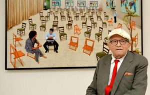 Ντειβιντ Χοκνει, Ζωγράφος, 80 χρόνων, David Hockney, Tate London