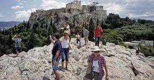 Νέο ρεκόρ στον τουρισμό μας, Ελλάδα, Τουρίστες, Greece, Tourism, nikosonline.gr