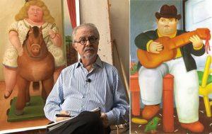 Φερνάντο Μποτέρο, Fernando Botero,