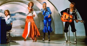 ABBA, Eurovision, Waterloo.