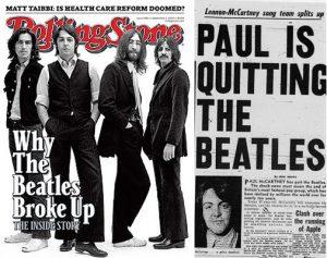 Πωλ Μακ Κάρτνεϋ, Beatles