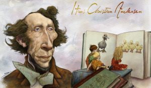 Χανς Κρίστιαν Άντερσεν, Hans Christian Andersen