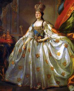 Μεγάλη Αικατερίνη, Catherine the Great, Αυτοκράτειρα Ρωσίας