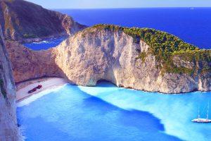 εφημερίδα Μεγάλης Βρετανίας, Guardian, 18 ελληνικά νησιά, Greek Islands, nikosonline.gr, Ζάκυνθος
