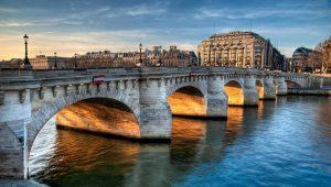 Pont Neuf, (Ποντ Νεφ -Νέα Γέφυρα), Παρίσι.