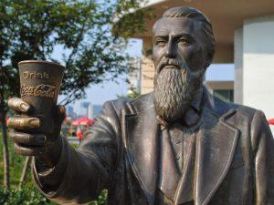 Τζον Στιθ Πέμπερτον, Coca -Cola