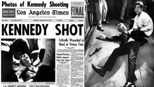 Robert Kennedy, Ρόμπερτ Κένεντι
