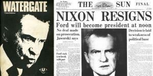 Watergate, Γουώτεργκεϊτ, Nixon,