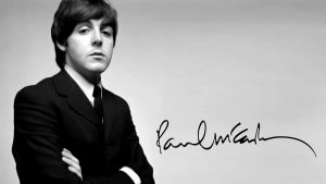 Πωλ Μακ Κάρτνεϋ, Paul McCartney
