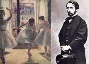 Εντγκάρ Ντεγκά, Edgar Degas