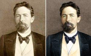 Anton Chekhov, Αντόν Πάβλοβιτς Τσέχωφ