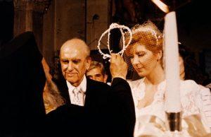 Ανδρέας Παπανδρέου, Δήμητρα Λιάνη, Andreas Papandreou wedding