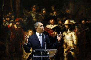 Ρέμπραντ, Rembrandt Harmenszoon van Rijn, Obama