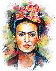 Φρίντα Κάλο, Magdalena del Carmen Frida Kahlo