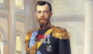 Τσάρος Νικόλαος Β', Russia