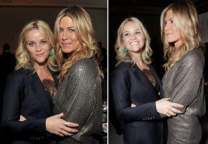 Tzenifer Aniston, Jennifer Aniston, Reese Witherspoon, TV, τηλεοραση, nikosonline.gr