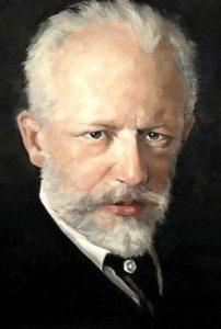 Pyotr Ilyich Tchaikovsky, Τσαϊκόφσκι