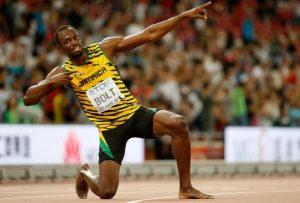 Γιουσέιν Μπολτ, Usain Bolt