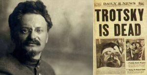 Λέων Τρότσκι, Leo Trotsky