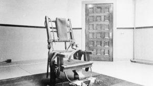 Ηλεκτρική καρέκλα, electric chair, ilektriki karekla