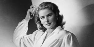Ίνγκριντ Μπέργκμαν, Ingrid Bergman,