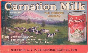Carnation, Milk