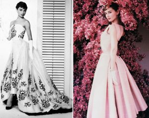 Audrey Hepburn personal collection