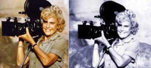 Leni Riefenstahl, Λένι Ριφενσταλ,