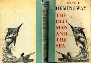 Έρνεστ Χέμινγουέϊ, «Ο Γέρος και η Θάλασσα», Ernest Hemingway