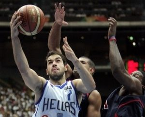BASKETBALL, GREEK TEAM