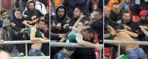 Εικόνες ντροπής και μαλακίας, OLYMPIAKOS, PANATHINAIKOS, ΟΛΥΜΠΙΑΚΟΣ, ΠΑΝΑΘΗΝΑΪΚΟΣ, ΟΠΑΔΟΙ, nikosonline.gr