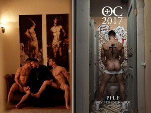 Gay orthodox Calendar, Ορθόδοξο Ημερολόγιο, GYMNOI ANTRES, ΓΥΜΝΟΙ ΙΕΡΕΙΣ, nikosonline.gr