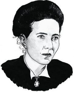 Simone de Beauvoir, ΣΙΜΟΝ ΝΤΕ ΜΠΟΒΟΥΑΡ, ΤΟ ΔΕΥΤΕΡΟ ΦΥΛΟ, THE SECOND SEX, Jean-Paul Sartre, FEMINISMOS, ΦΕΜΙΝΙΣΤΡΙΑ, νυμφομανής, λεσβία, nikosonline.gr