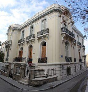 ΑΛΕΞΑΝΔΡΟΣ ΝΙΚΟΛΟΥΔΗΣ, ALEXANDROS NIKOLOUDIS, ARCHITEKTONAS, STOA NIKOLOUDI, nikosonline.gr