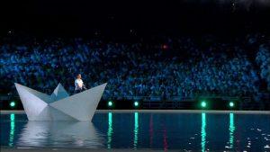 Athens 2004 Olympic games, Τελετή έναρξης Ολυμπιακών Αγώνων - Αθήνα, ΤΟ BLOG ΤΟΥ ΝΙΚΟΥ ΜΟΥΡΑΤΙΔΗ, nikosonline.gr
