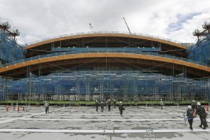 Σάλος, Ολυμπιακό Στάδιο, Τόκυο, Olympic Stadium Tokyo, Japan, Olympic Games 2020, Ολυμπιακοί αγώνες, nikosonline.gr