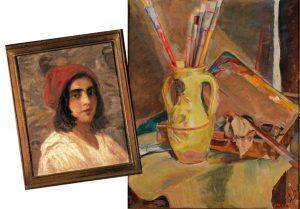 Πέθανε γράφοντας την αυτοβιογραφία του, Περικλής Βυζάντιος, ζωγράφος, εικαστικά, Periklis Vizantios, zografos, art, Μαριλένα Λιακοπούλου, nikosonline.gr