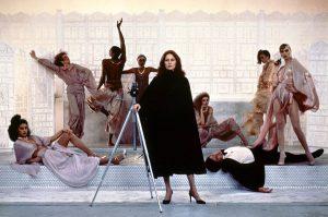H Θεσσαλονικά με το Oscar, Θεώνη Βαχλιώτη, Theoni V. Aldredge, κοστούμια, Μελίνα Μερκούρη, Hollywood, Great gatsby, nikosonline.gr