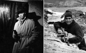 Γλίτωσε κρυμμένος σ' ένα πηγάδι, Mixalis Nikolinakos, Μιχάλης Νικολινάκος, ηθοποιός, Ελληνικός κινηματογράφος, ζωγράφος, nikosonline.gr