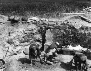 Η ανασκαφή της Κνωσού, KNOSSOS, CRETE, sir ARTHOUR EVANS, KING MINOAS, Μίνωας Καλοκαιρινός, Κρήτη, ανασκαφές, nikosonline.gr