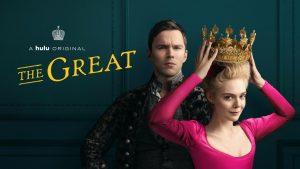 The Great, Στα βήματα του Λάνθιμου, Hulu, Catherine The Great, Elle Fanning, TV series, σιριαλ, Μεγάλη Αικατερίνη, τηλεοπτική σειρά, nikosonline.gr
