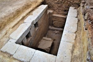 Κιλκίς, Ο τάφος έχει μυστικά, αρχαιολογία, ανασκαφή, Kilkis, tafos, nikosonline.gr