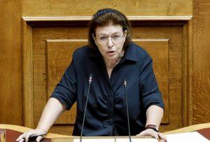 Λίνα Μενδώνη, εξαπατημένη, Lina Mendoni, Υπουργός Πολιτισμού, ΝΔ, Μητσοτάκης, Λιγνάδης, lignadis, nikosonline.gr